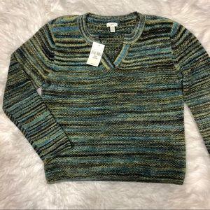 •J.Jill• NWT Women's Sweater